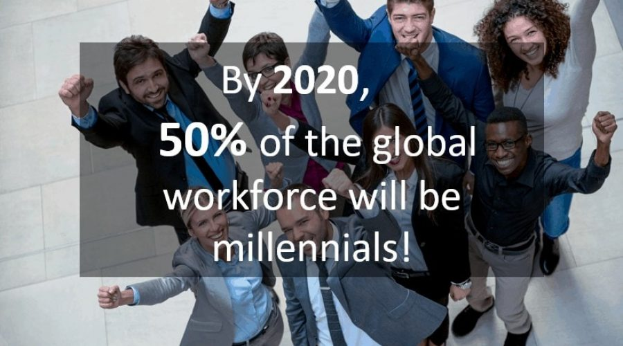 Millennial Leaders and Entrepreneurs are Here for Good, Literally!