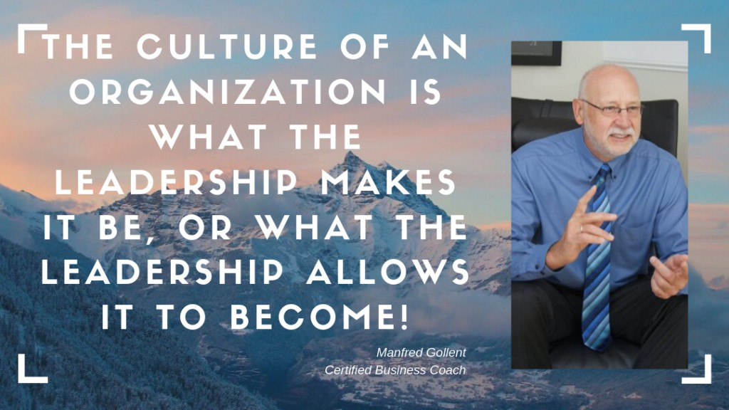 Organizational culture is the foundation for employee engagement!