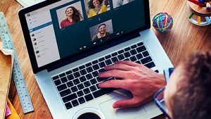 Keeping a remote workforce connected